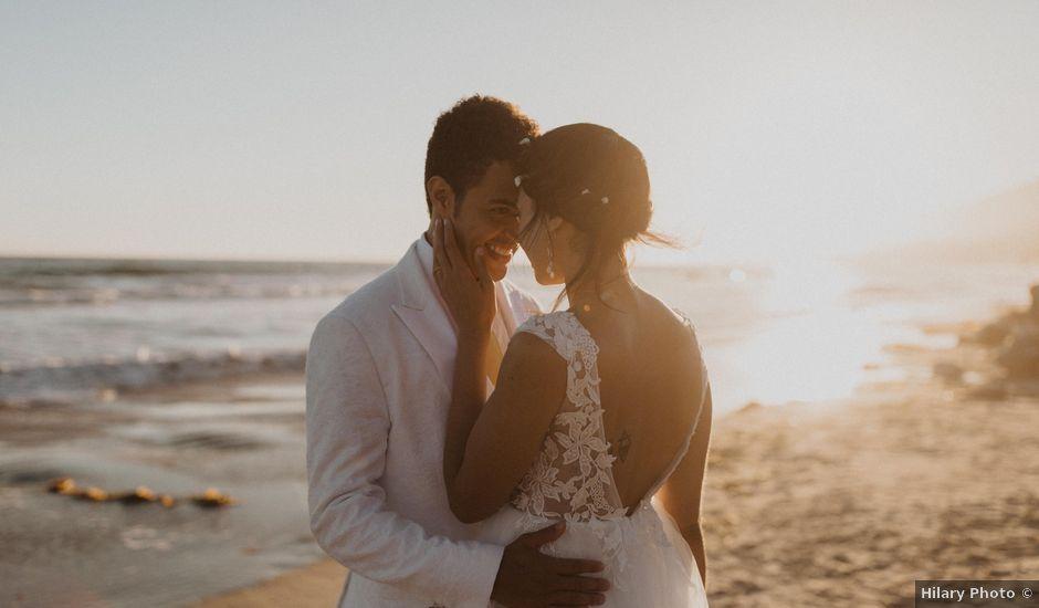 Andrew and Megan's Wedding in Malibu, California