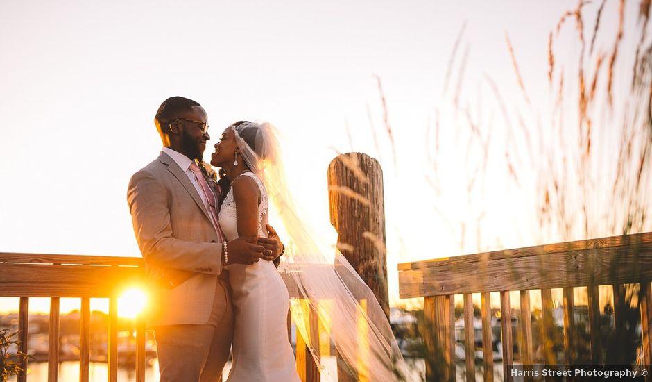 Tanisha and Holden's Wedding in Boston, Massachusetts