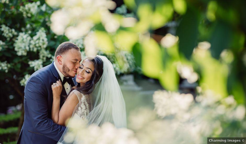Pishoi and Marina's Wedding in Township of Washington, New Jersey