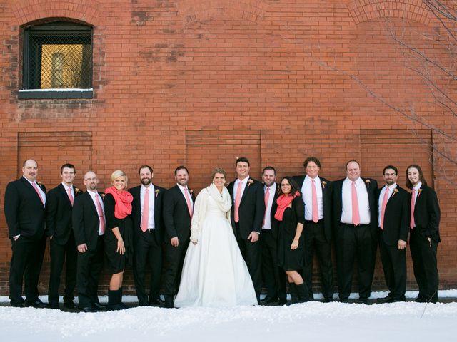 Molly and Jim's Wedding in Minneapolis, Minnesota 15