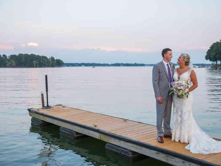 The wedding of Sara and Patrick
