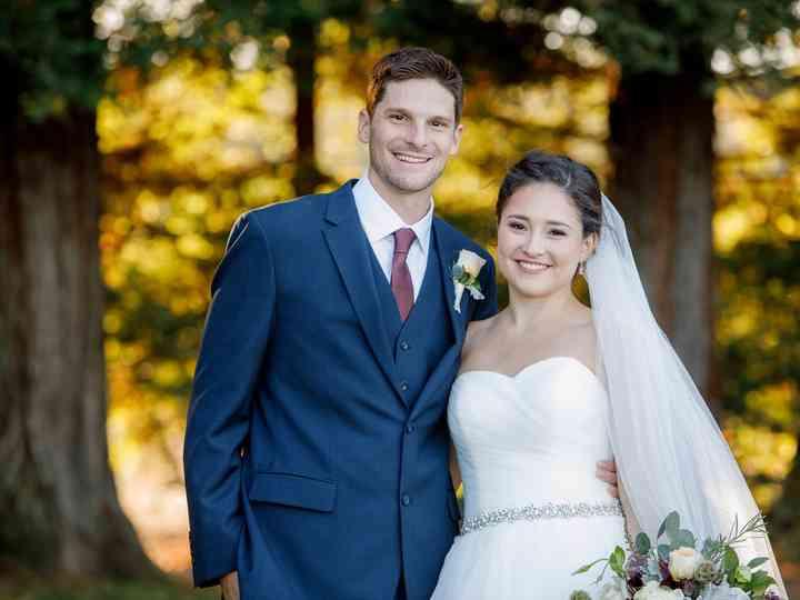 The wedding of Leah and Matt