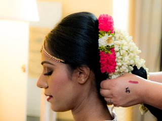 Chris and Anusha's Wedding in Saint Petersburg, Florida 6