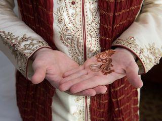 Chris and Anusha's Wedding in Saint Petersburg, Florida 8