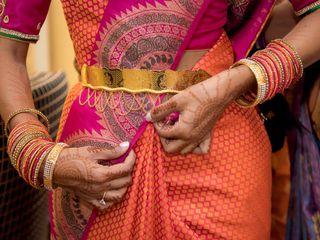 Chris and Anusha's Wedding in Saint Petersburg, Florida 9