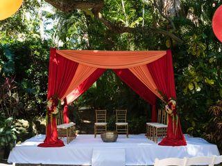 Chris and Anusha's Wedding in Saint Petersburg, Florida 12
