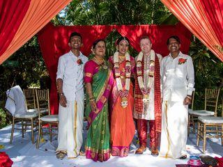 Chris and Anusha's Wedding in Saint Petersburg, Florida 18