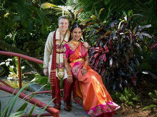 Chris and Anusha's Wedding in Saint Petersburg, Florida 20