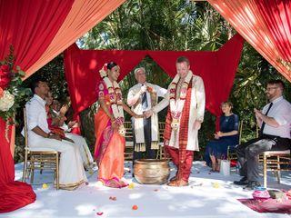 Chris and Anusha's Wedding in Saint Petersburg, Florida 35