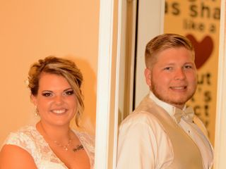 The wedding of Jacob and Hannah 2