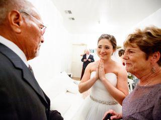 The wedding of Leah and Matt 1