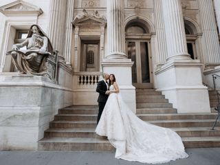 The wedding of Regina and Hasan 2