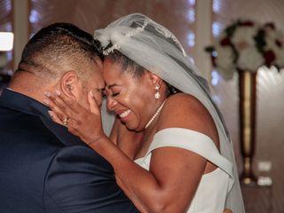 The wedding of Juan and Da vina