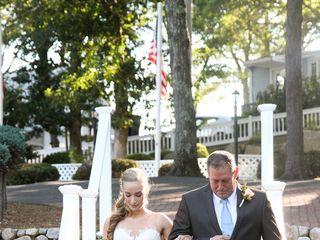 Ashley and Conor's Wedding in Plymouth, Massachusetts 15