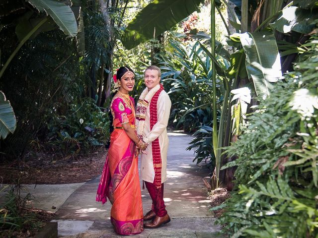 Chris and Anusha's Wedding in Saint Petersburg, Florida 2