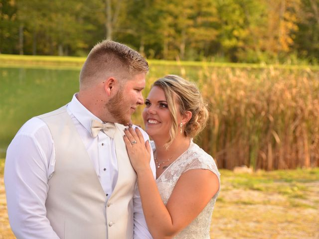 The wedding of Jacob and Hannah