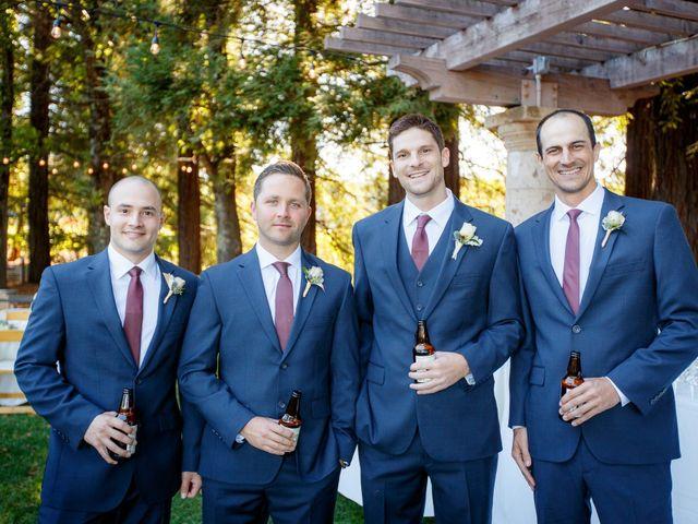 Matt and Leah's Wedding in Geyserville, California 5