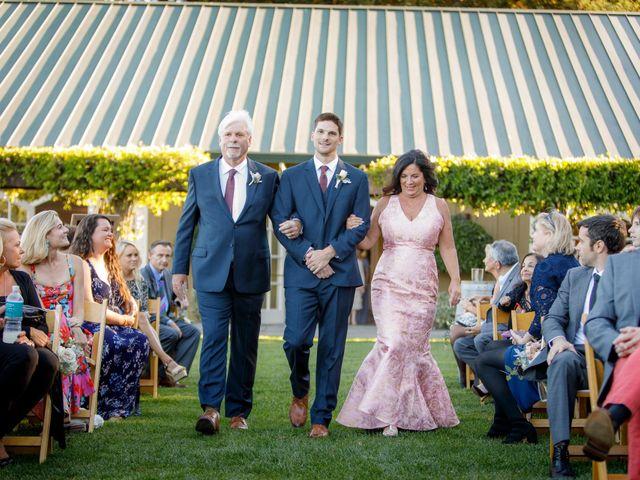 Matt and Leah's Wedding in Geyserville, California 7