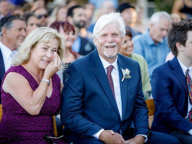 Matt and Leah's Wedding in Geyserville, California 12