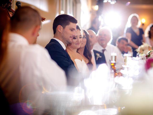 Matt and Leah's Wedding in Geyserville, California 22