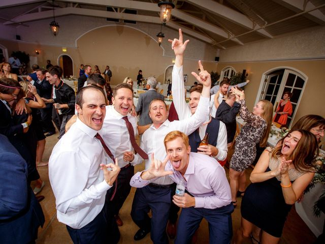 Matt and Leah's Wedding in Geyserville, California 24