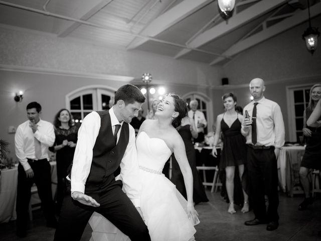 Matt and Leah's Wedding in Geyserville, California 25