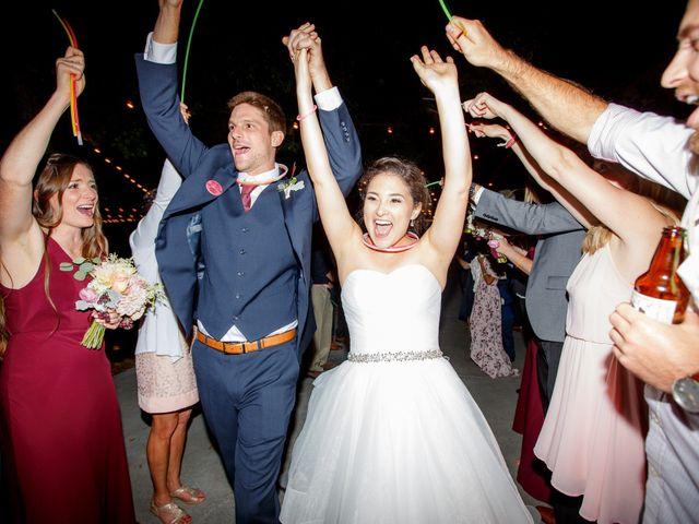 Matt and Leah's Wedding in Geyserville, California 26