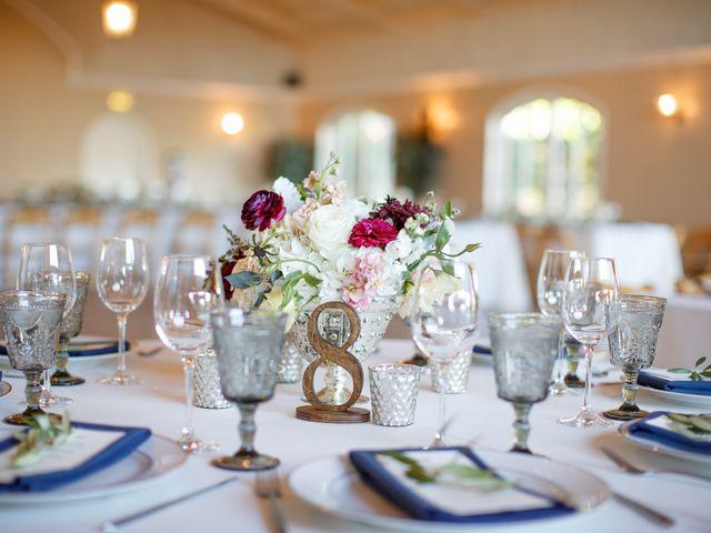 Matt and Leah's Wedding in Geyserville, California 30