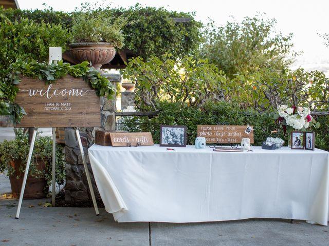 Matt and Leah's Wedding in Geyserville, California 29