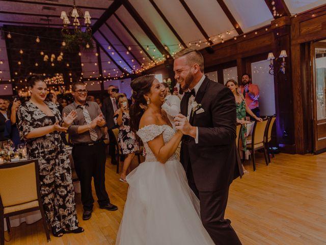 Matthew and Danielle's Wedding in Montville, New Jersey 22