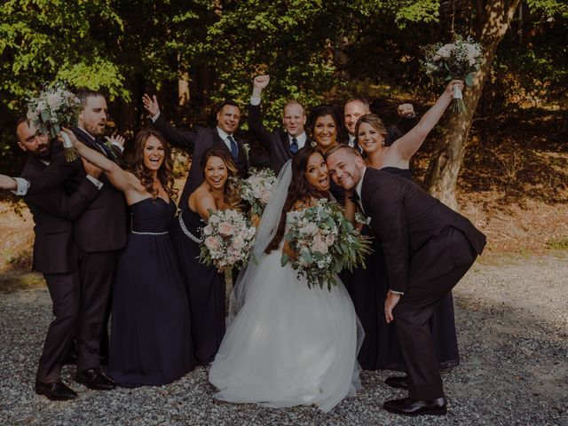 Matthew and Danielle's Wedding in Montville, New Jersey 24