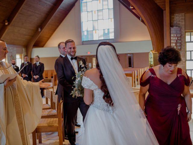 Matthew and Danielle's Wedding in Montville, New Jersey 36