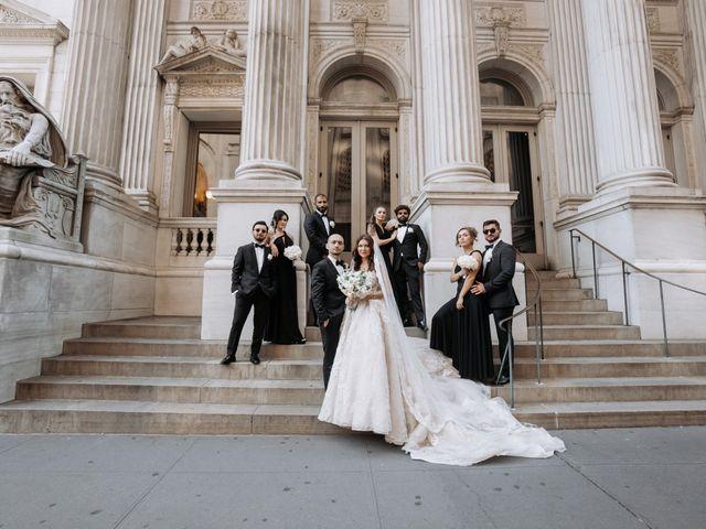 Hasan and Regina's Wedding in New York, New York 3