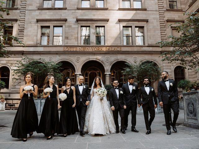 Hasan and Regina's Wedding in New York, New York 5
