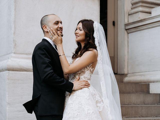 Hasan and Regina's Wedding in New York, New York 7