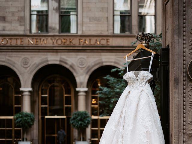 Hasan and Regina's Wedding in New York, New York 10