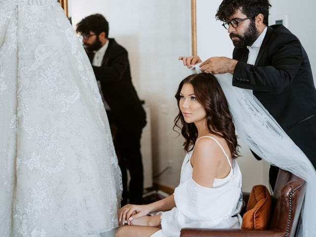 Hasan and Regina's Wedding in New York, New York 12
