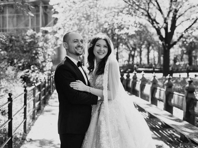 Hasan and Regina's Wedding in New York, New York 26