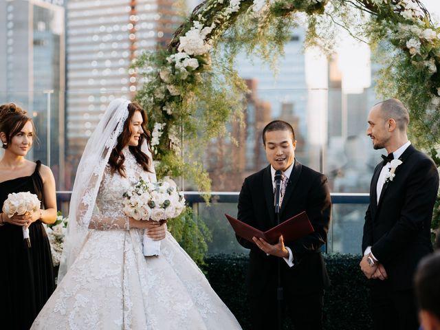 Hasan and Regina's Wedding in New York, New York 35