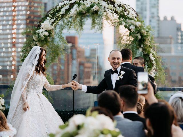 Hasan and Regina's Wedding in New York, New York 38