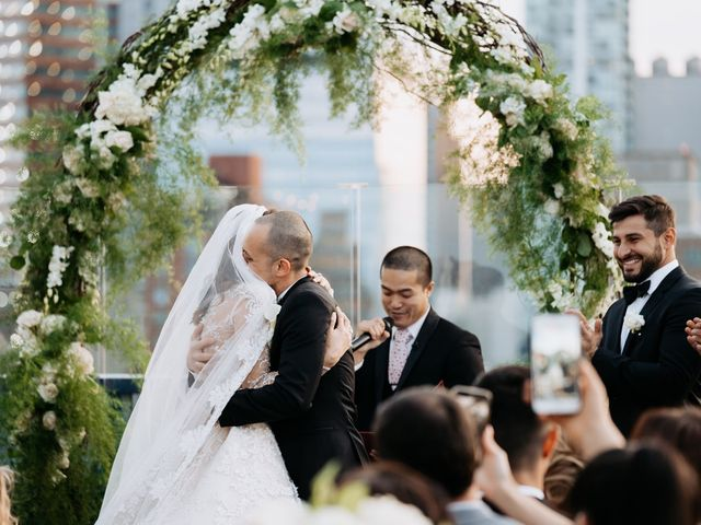 Hasan and Regina's Wedding in New York, New York 39