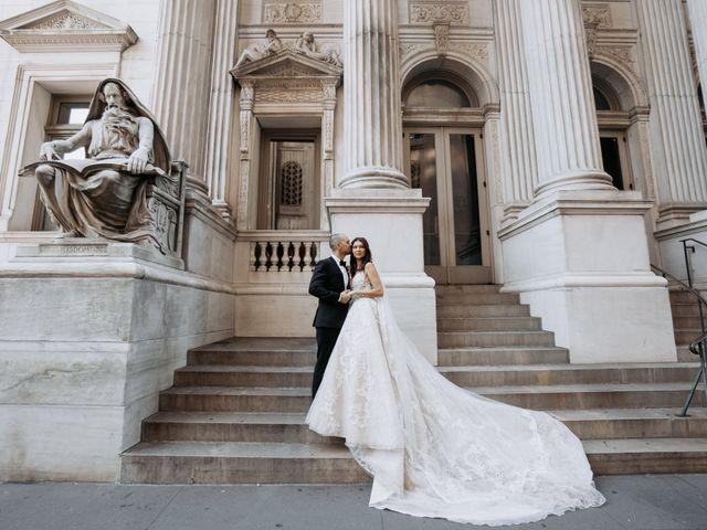Hasan and Regina's Wedding in New York, New York 1