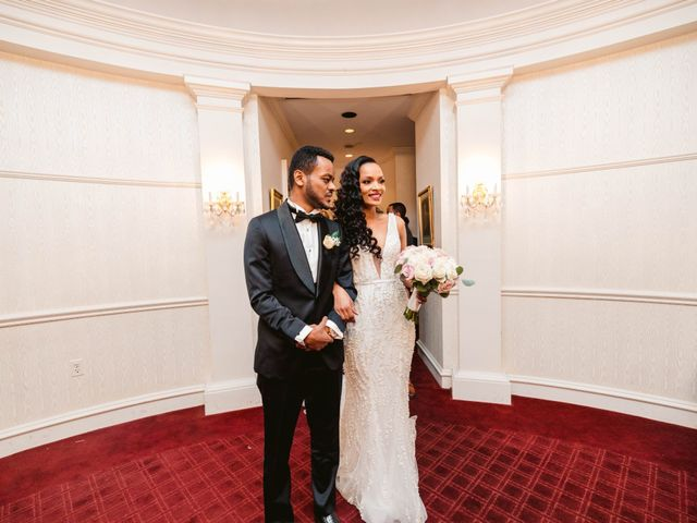 The wedding of Dagi and Zach