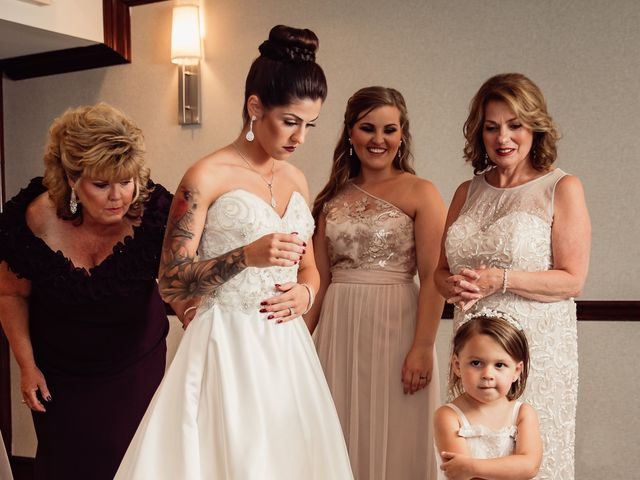 Alexander and Danielle's Wedding in West Orange, New Jersey 11