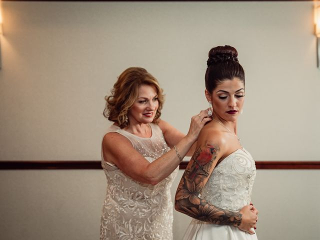 Alexander and Danielle's Wedding in West Orange, New Jersey 12