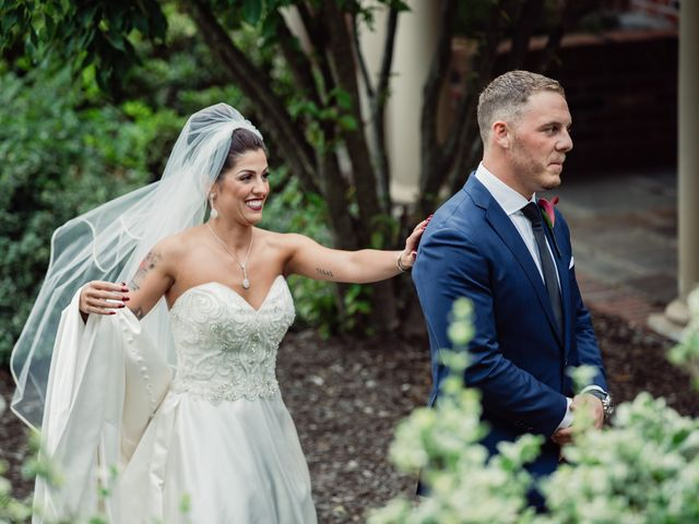 Alexander and Danielle's Wedding in West Orange, New Jersey 33