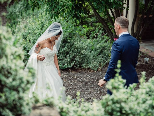 Alexander and Danielle's Wedding in West Orange, New Jersey 35