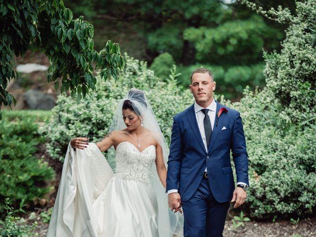 Alexander and Danielle's Wedding in West Orange, New Jersey 38