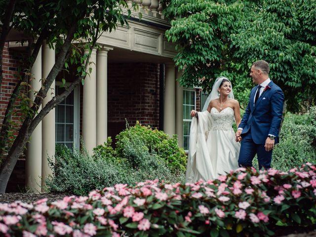 Alexander and Danielle's Wedding in West Orange, New Jersey 39