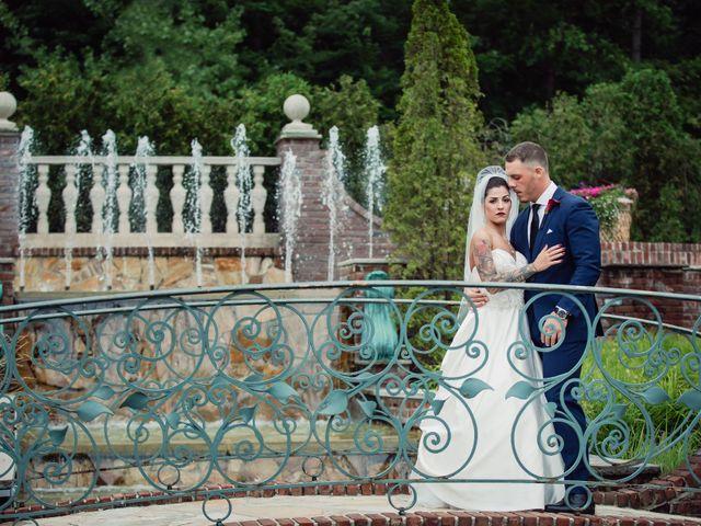 Alexander and Danielle's Wedding in West Orange, New Jersey 42